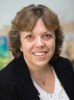 Fiona Chant, Headteacher of John of Gaunt Infant and Nursery School, Aylsham, Norfolk