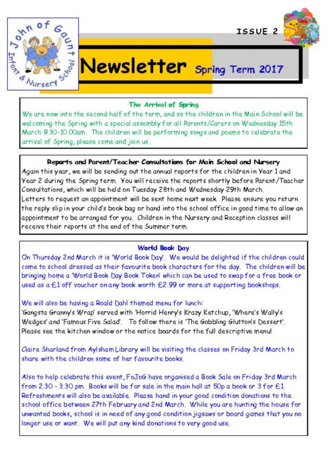 thumbnail of Spring-17-newsletter-No-1
