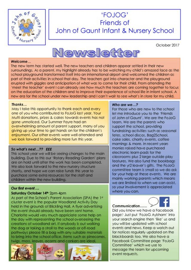 thumbnail of Newsletter Oct17