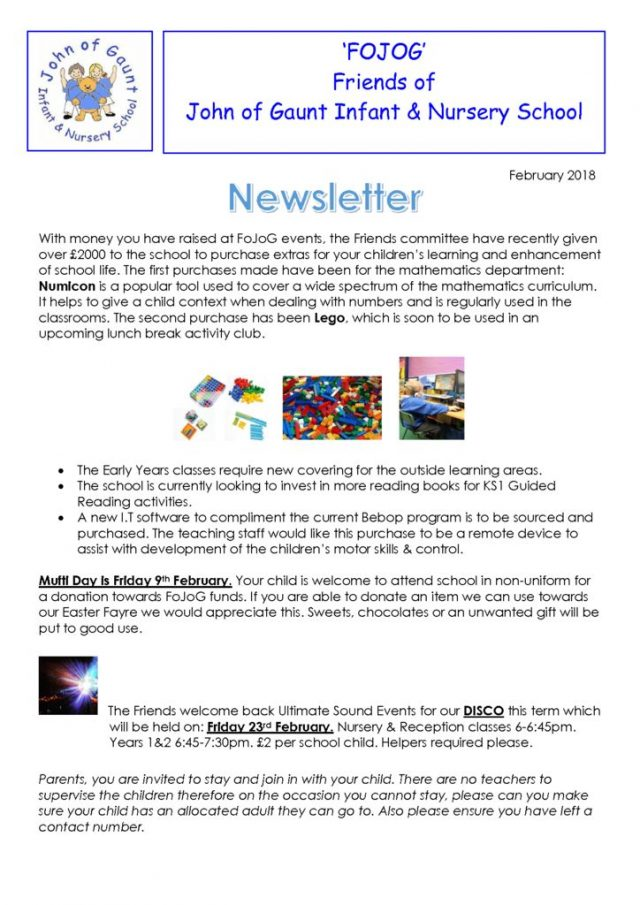 thumbnail of Newsletter Jan18