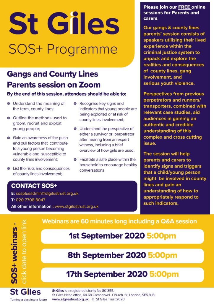 thumbnail of Norfolk Parents SOS+ webinars with booking links (1)