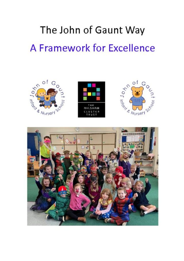 thumbnail of The JoG way – A framework for excellence 2021