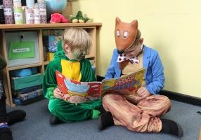 World Book Day, March 2017 (10)